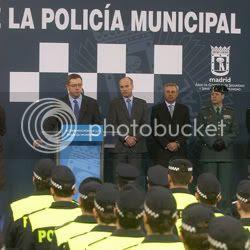 43 promoción de la Policía Municipal