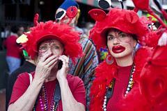 Mardi Gras (05) - 24Feb09, New Orleans (USA)
