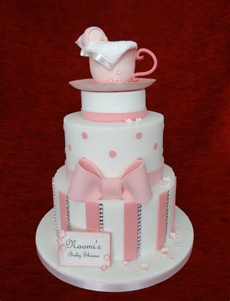 Baby Shower Cakes   Top Nosh Cakes