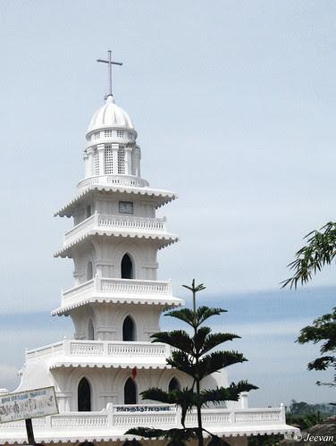 CSI Church, Valparai