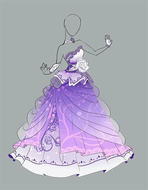 pin  jennifer   disigne entwurf dress drawing