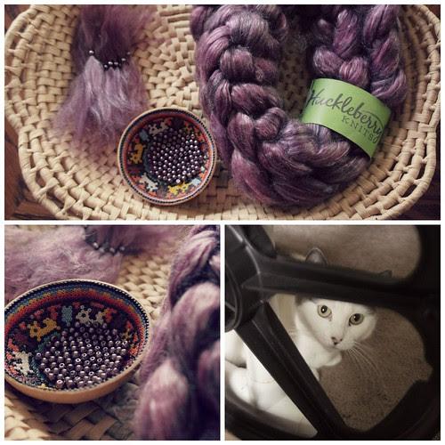 purple bead yarn1