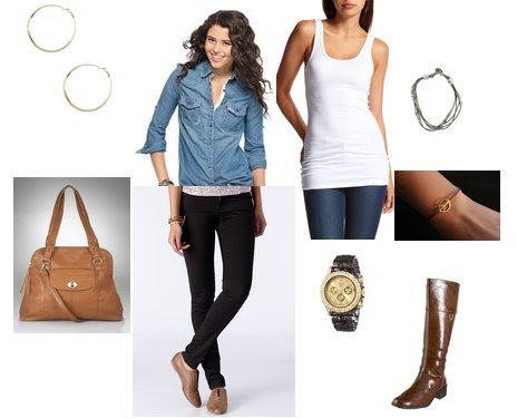 Charlotte Russe, Fossil, Forever 21, New York & Co.