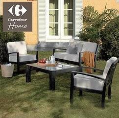 Adornos jardín: Carrefour muebles