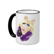 Muppets Miss Piggy Disney Coffee Mug