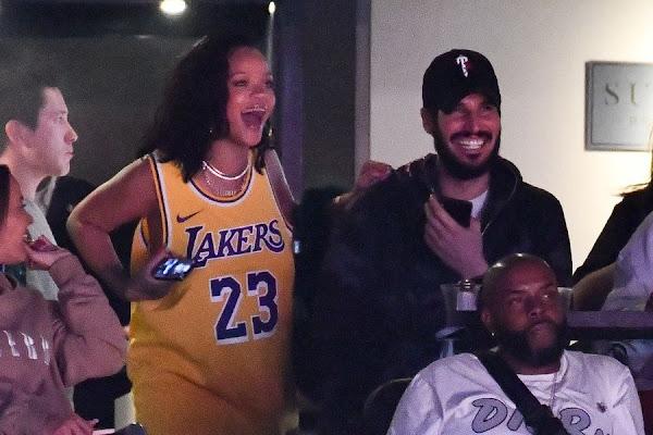 ad03b9b68 Rihanna Took Her Billionaire Boyfriend Hassan Jameel on a Rare Public Date.  It's Rihanna's birthday week ...
