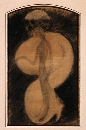 Jean Delville The Idol Of Perversity