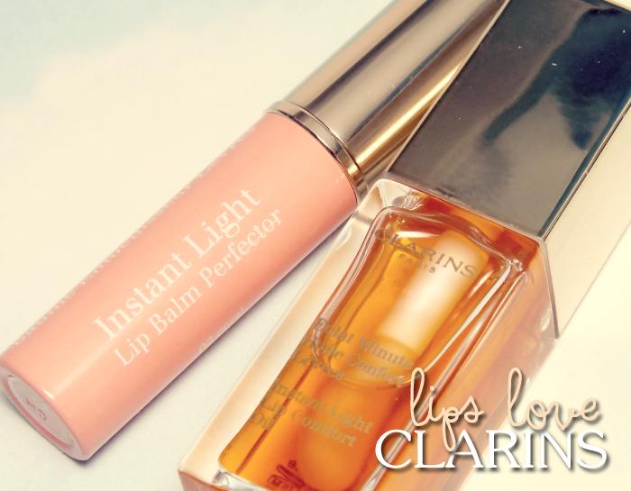 Lips Love Clarins Clarins Instant Light Lip Balm