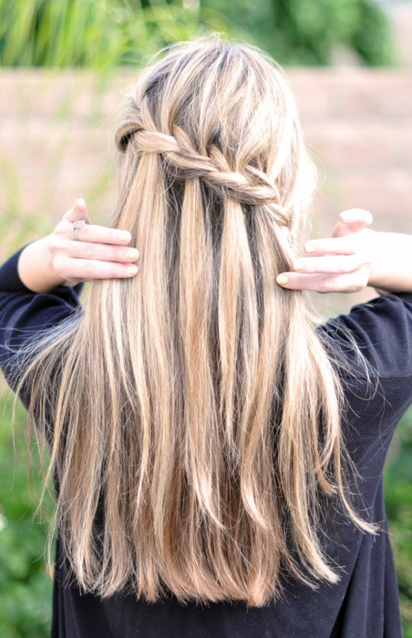 Lässig Cool Mädchen Frisuren Werden Sie Absolut Liebe