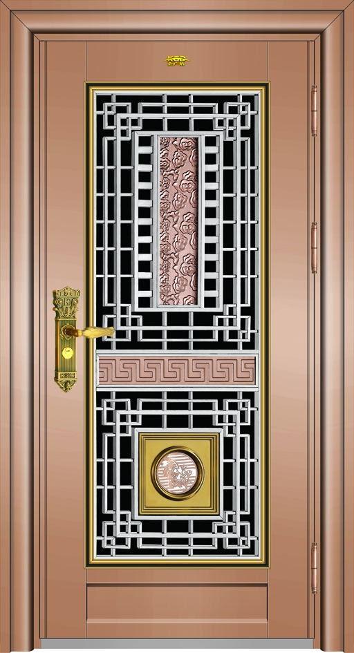 Safety Door Grill Designs