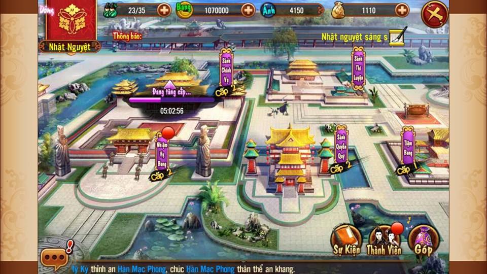 Game Ngôi Sao Hoàng Cung 360Mobi