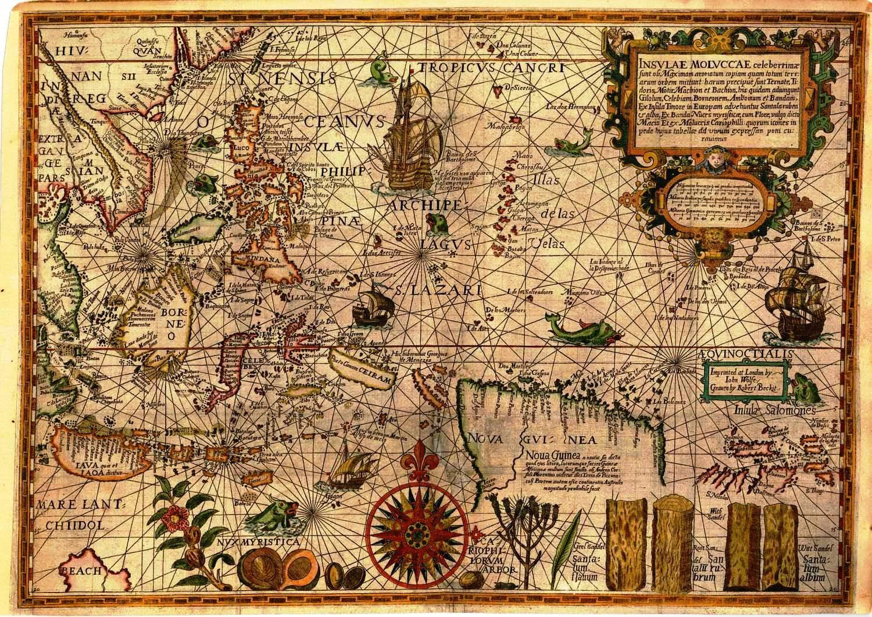 Antique Map Timezones Uk Forsale - Antique maps for sale australia