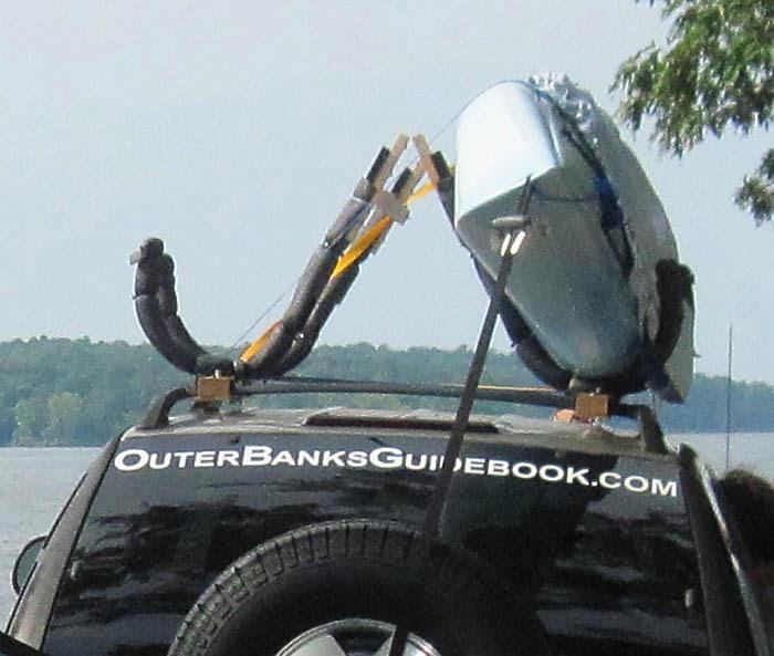 Guide Diy Roof Rack For Kayak Distance