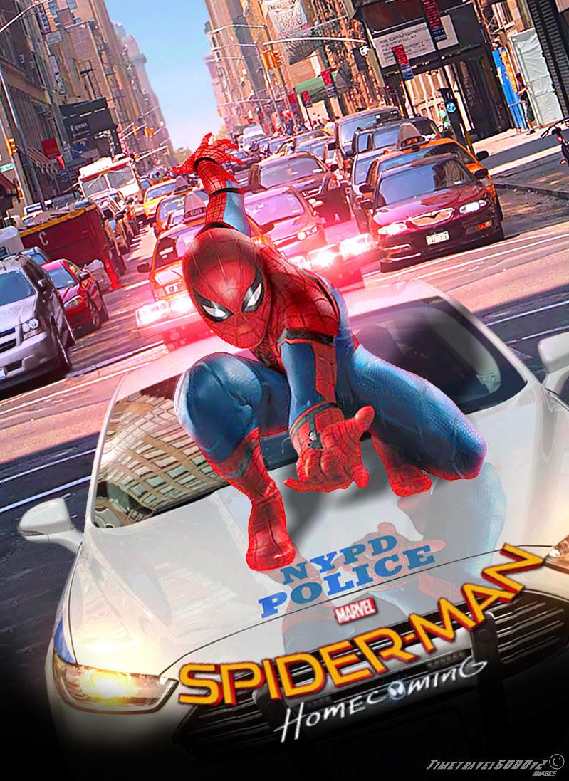 Resultado de imagem para Spider-Man: Homecoming posters