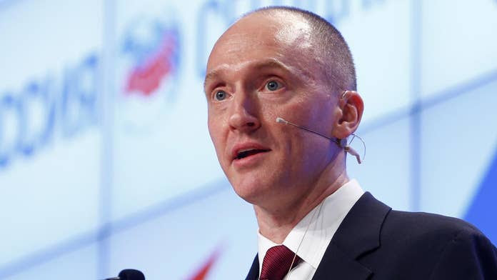 Image result for Secret surveillance court puts pressure on DOJ over Carter Page warrant records