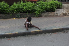 The Beggar Child .. We Have A Flourishing Market But Not For Export by firoze shakir photographerno1