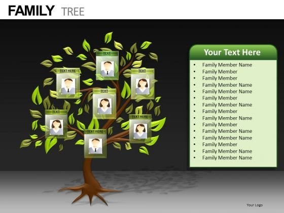 family tree template  april 2015