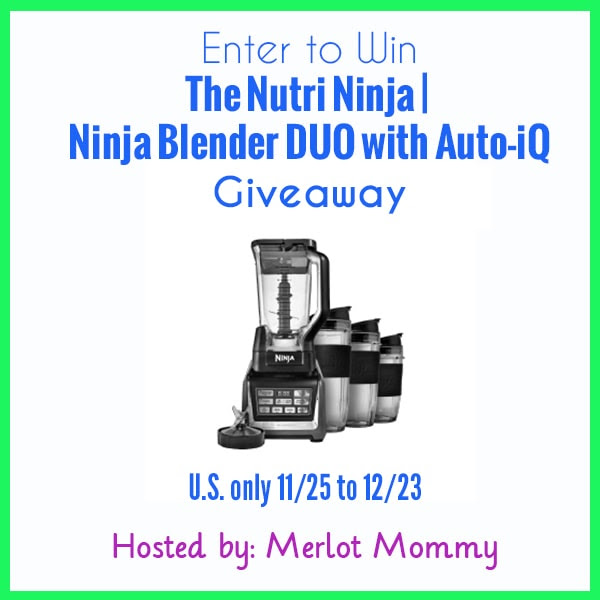 The Nutri Ninja | Ninja Blender DUO with Auto-iQ