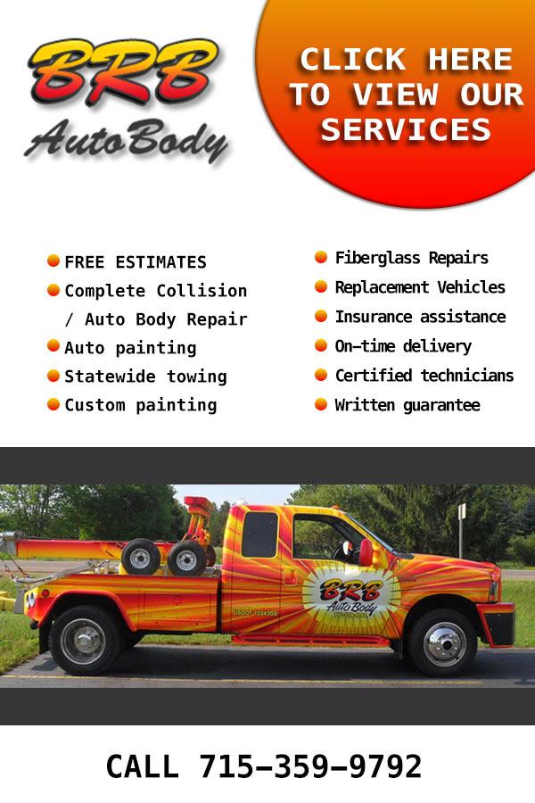 Top Service! Professional Scratch repair near Wausau