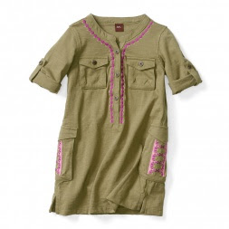 Tea Collection Kabini Safari Dress