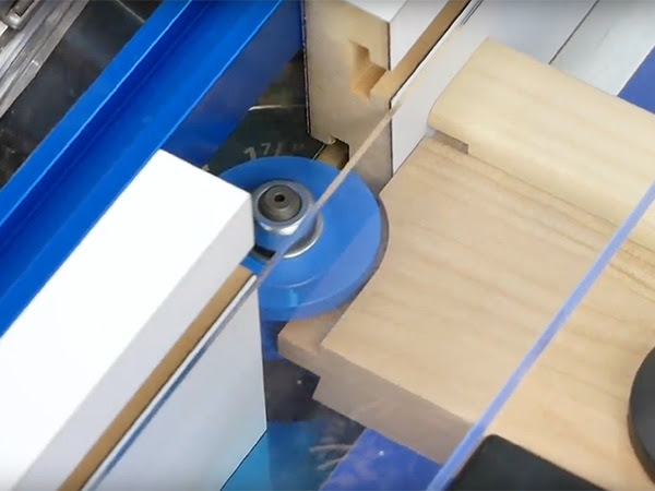 How To Make Cabinet Doors With Rail And Stile Router Bits