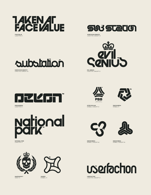 Logo Collections 9 23 Páginas web para inspirarnos con logos