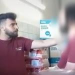 קשר את ידיו והכה בעורפו: עובד שופרסל תועד מתעלל בבעל מוגבלות - חדשות 13