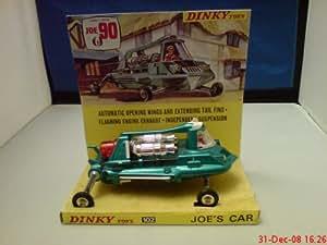 Dinky 102 Joe 90's Car