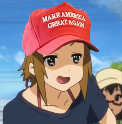 Make America Great Again Anime