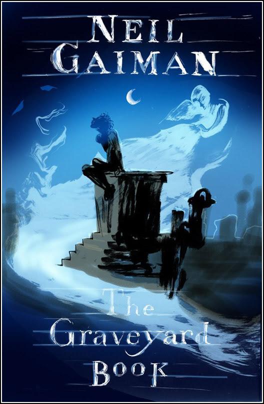 Dave Mckean, The Graveyard Book