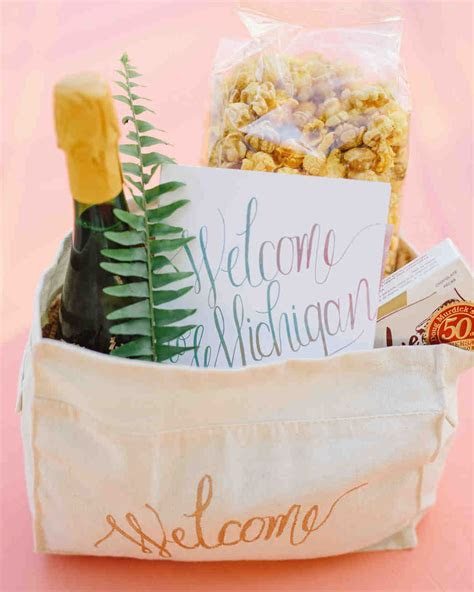 Fresh Ideas for Your Wedding Weekend   Martha Stewart Weddings