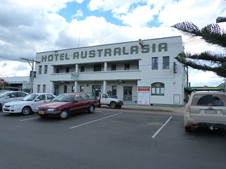 Hotel Australasia, Eden