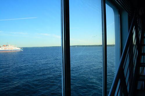 Ferry de Puttgarden a Rodby