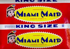 Miami Maid Bread Wrapper