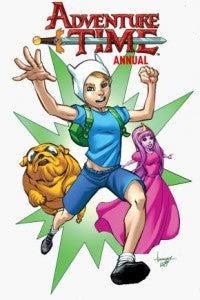 Adventure Time Annual Announced
