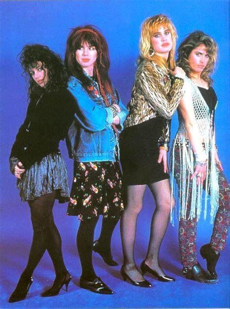 grapost: The Bangles   Susanna Hoffs   80's Fashion
