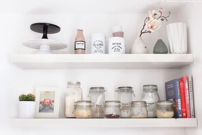 Kitchen Küche Klebefolie vorher nacher DIY
