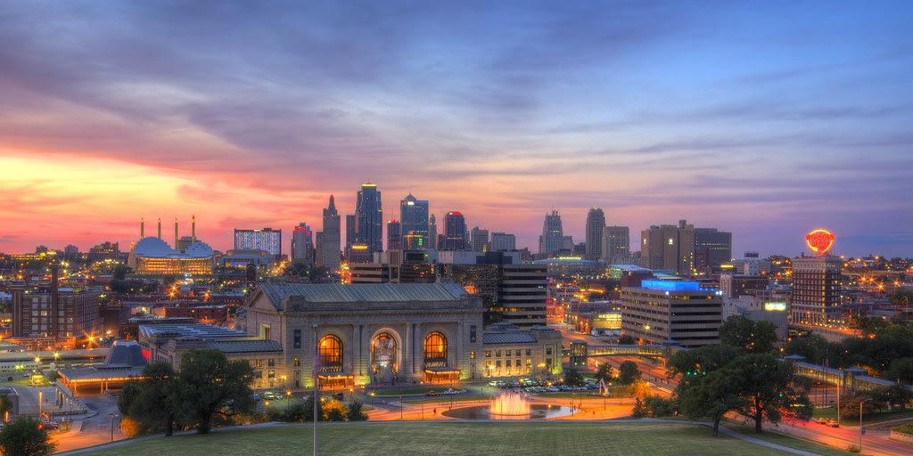 Kansas City Skyline 1