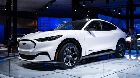 2021 Ford Mustang Mach E Price Review
