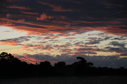 Sunset Sunday 31/6/2008