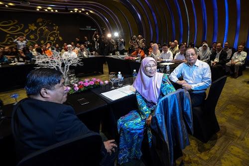 Tsunami PRU 14 boleh berlaku jika ekonomi teruk - DAP