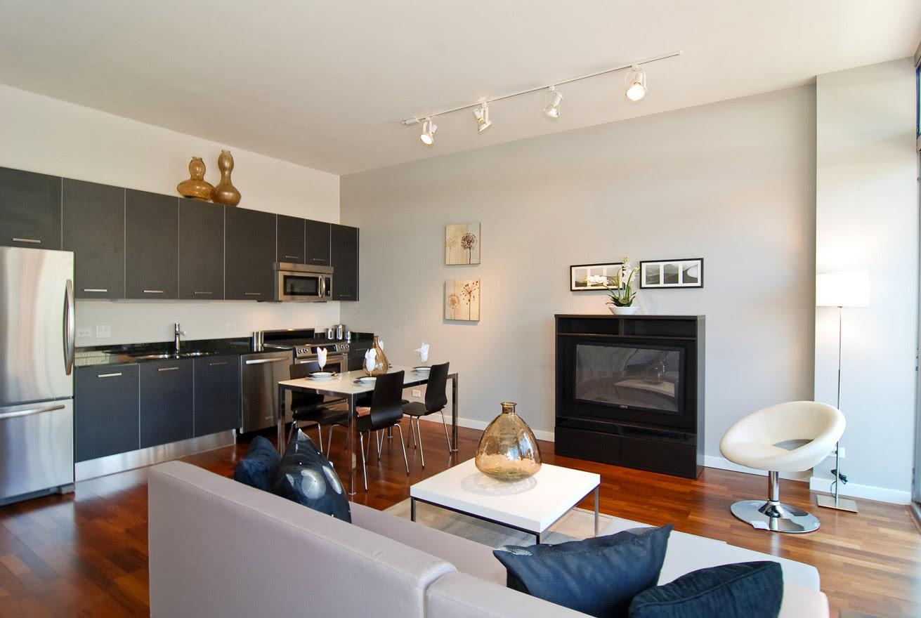 Desain Ruang Keluarga Dan Dapur Menyatu Sobat Interior Rumah
