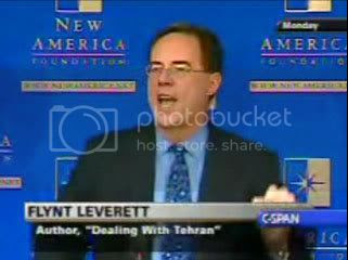 Leverett Former CIA Official Exposes Bush Administration Fraud
