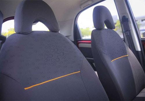 Tata Nano Front Seats