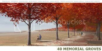 40 Memorial Groves graphic