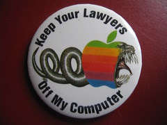 Apple:  Keep Your Lawyers Off My Computer