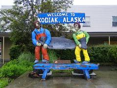Welcome to Kodiak, Alaska
