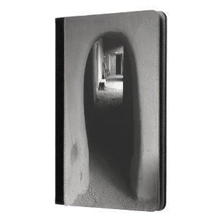 Adobe Passageway: Black & White photo