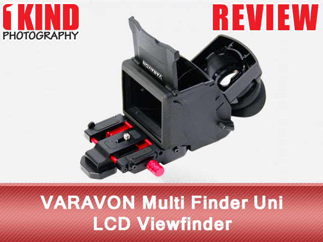 Review: VARAVON Multi Finder Uni LCD Viewfinder