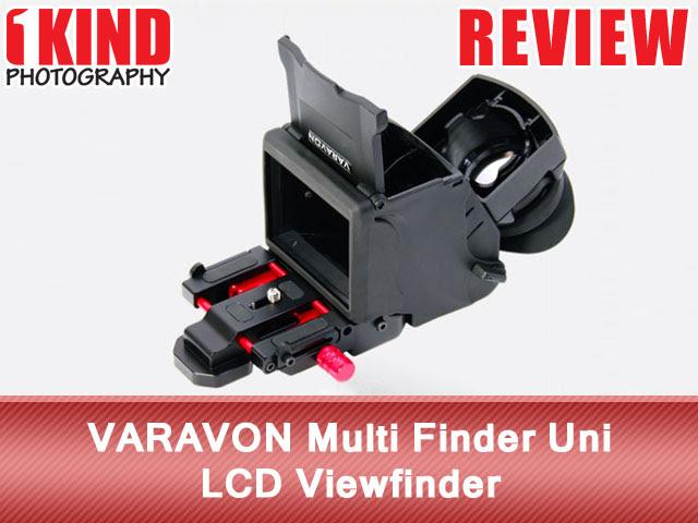 Review: VARAVON Multi Finder Uni LCD Viewfinder